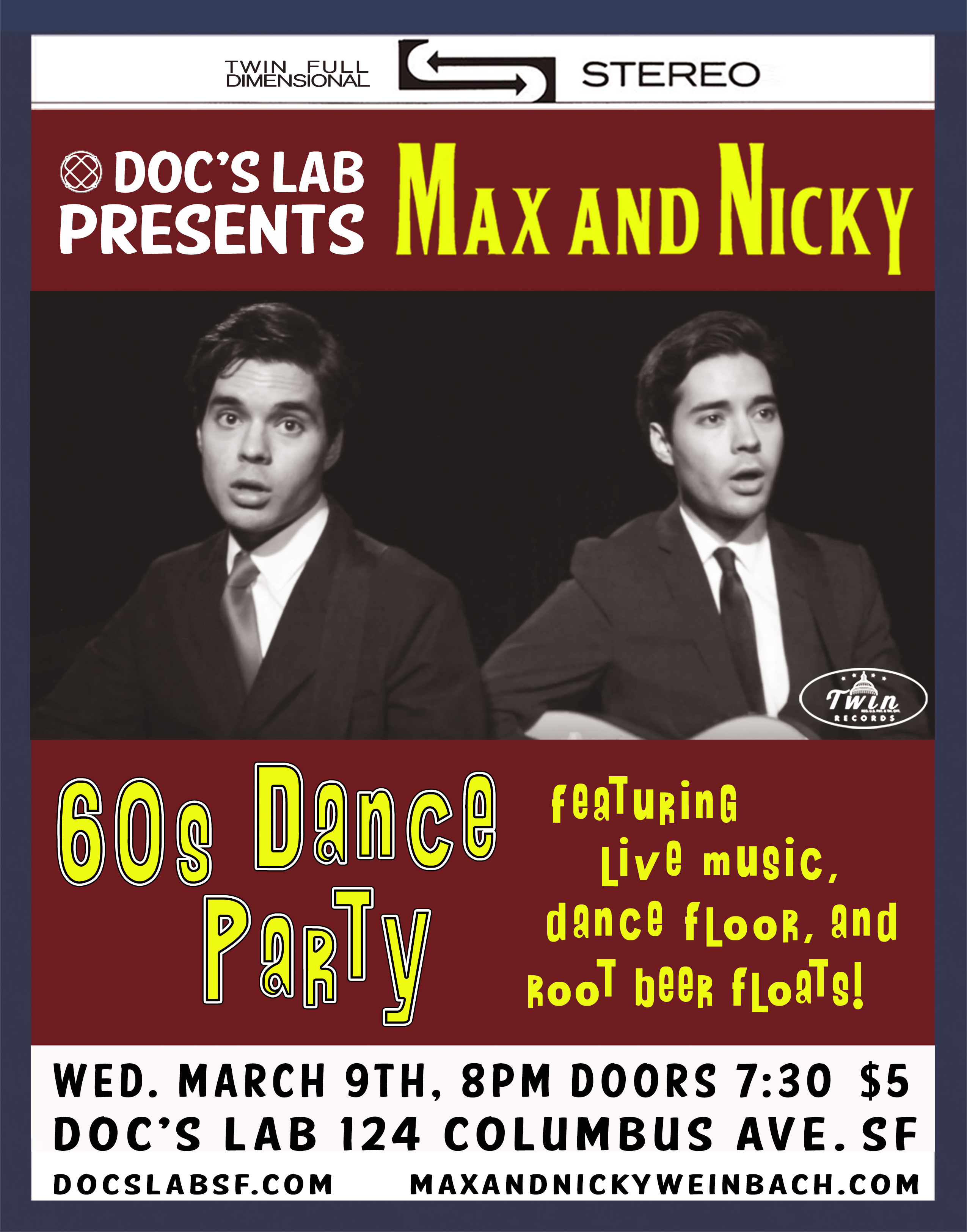MaxandNicky60sDancePartyoption3
